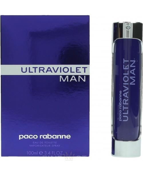 Paco Rabanne Ultraviolet Man 100ml Top