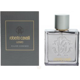 Roberto Cavalli Uomo Silver Essence 100ml