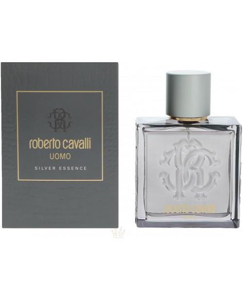 Roberto Cavalli Uomo Silver Essence 100ml Top