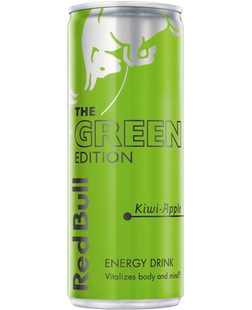 Red Bull Green Edition 0.25L BAX