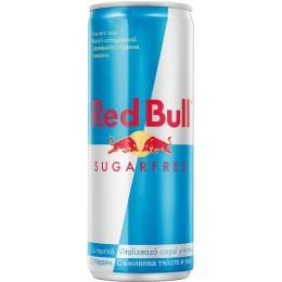 Red Bull Sugarfree 0.25L BAX