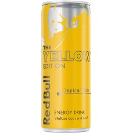 Red Bull Yellow Edition 0.25L BAX