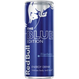 Red Bull Blue Edition 0.25L BAX