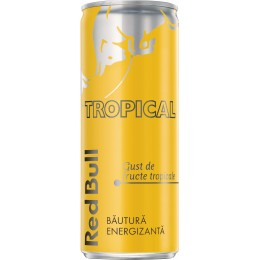 Red Bull Tropical 0.25L BAX