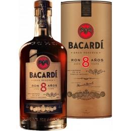 Bacardi 8 Ani 1L