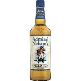 Admiral Nelson's Spiced Gold 1L