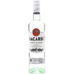 Bacardi Carta Blanca White 1L