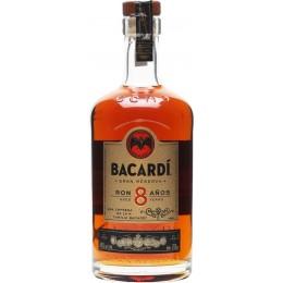 Bacardi 8 Ani 0.7L
