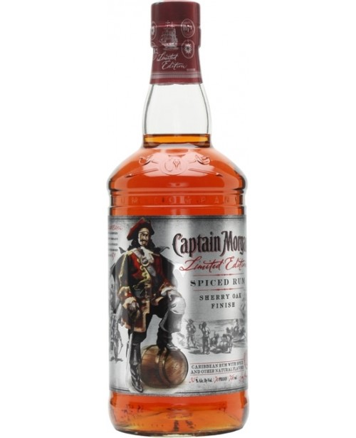 Captain Morgan Sherry Oak Finish Editie Limitata  0.75L