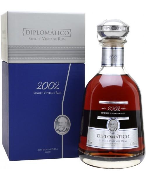 Diplomatico Single Vintage 2002 0.7L