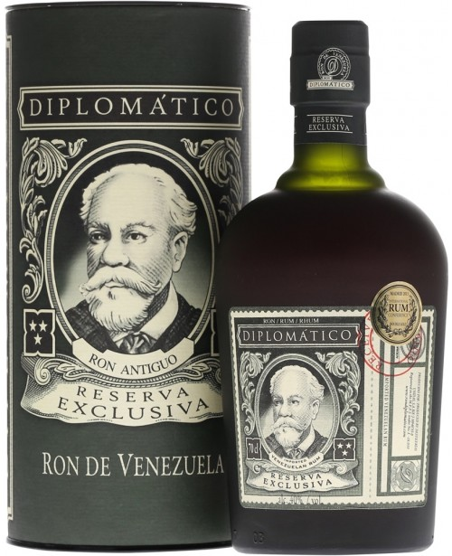 Diplomatico Reserva Exclusiva 0.7L Top