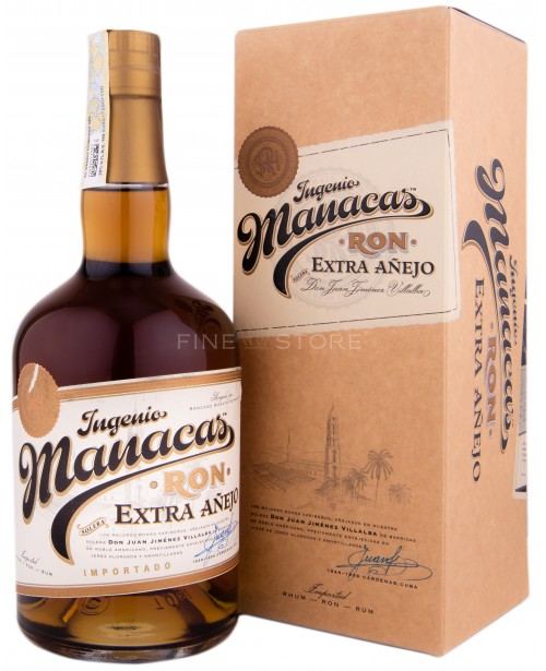 Ingenio Manacas Extra Anejo 0.7L
