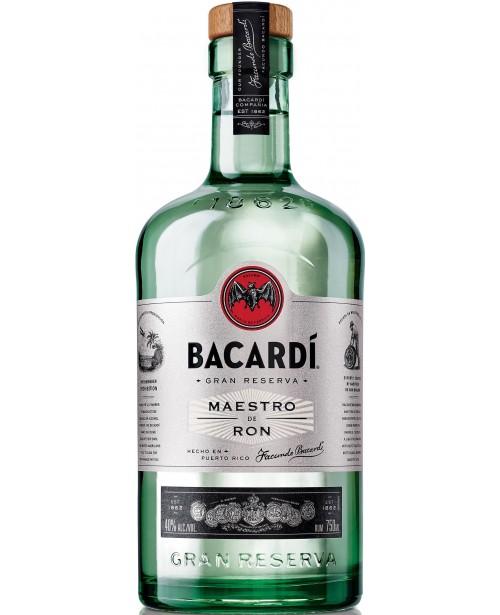 Bacardi Gran Reserva Maestro de Ron 1L Top