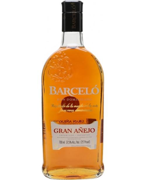 Barcelo Gran Anejo Ron 0.7L Top