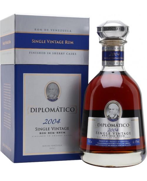 Diplomatico Single Vintage 2004 0.7L