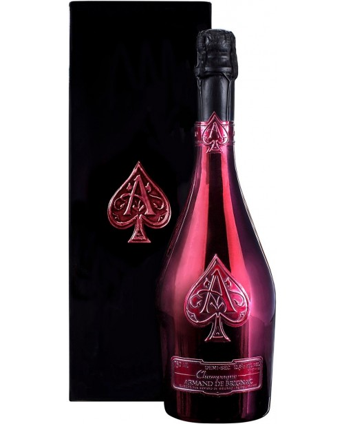 Armand de Brignac Demi-Sec 0.75L Top
