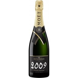 Moet & Chandon Grand Vintage Brut 2009 0.75L