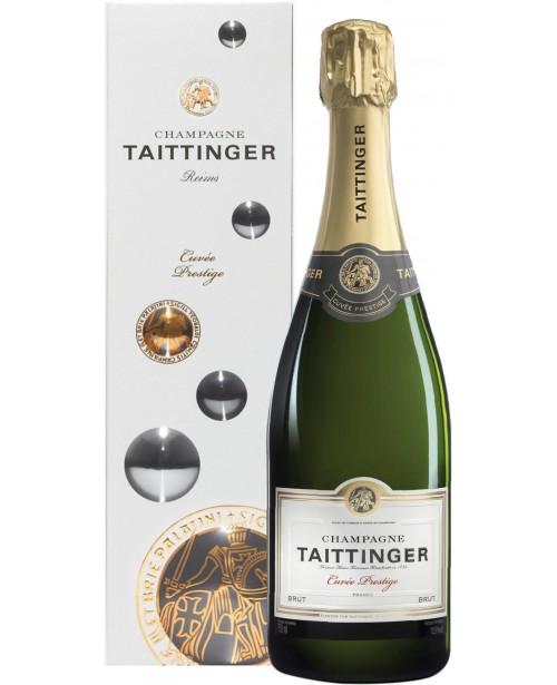 Taittinger Cuvee Prestige Brut 0.75L Top