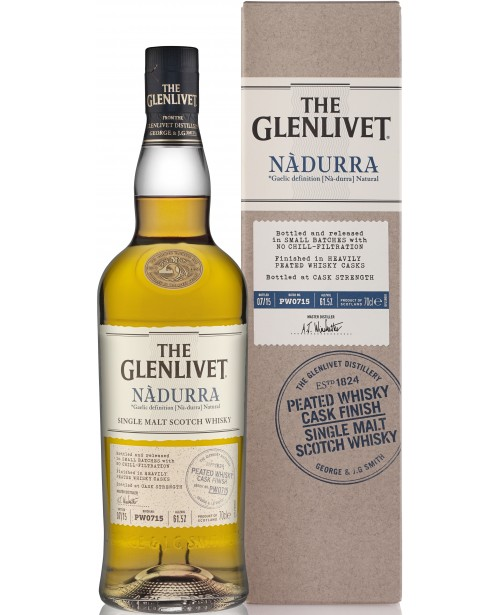 Glenlivet 16 Ani Nadurra 0.7L