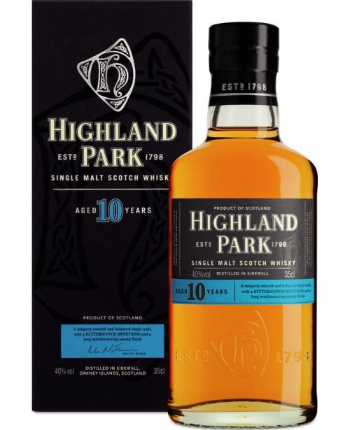 Highland Park 10 Ani 0.35L