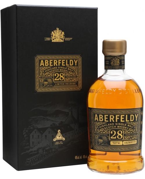Aberfeldy 28 Ani 0.7L Top