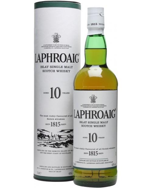 Laphroaig 10 Ani 1L