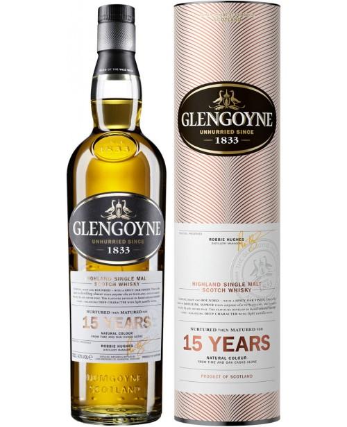 Glengoyne 15 Ani 0.7L