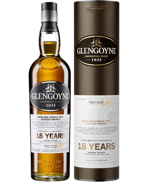 Glengoyne 18 Ani 1L