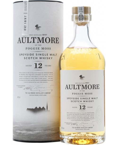 Aultmore 12 Ani Foggie Moss 1L Top