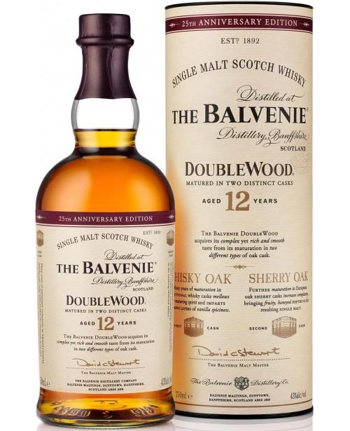 Balvenie 12 Ani DoubleWood 0.7L Top
