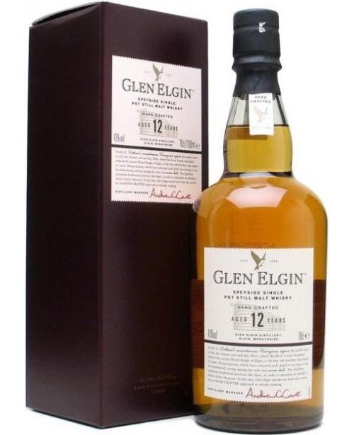 Glen Elgin 12 Ani 0.7L Top