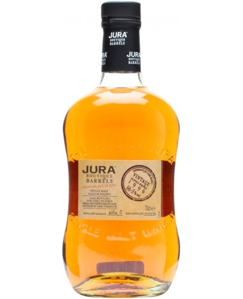 Isle Of Jura 1996 Bourbon JN Boutique Barrels 0.7L