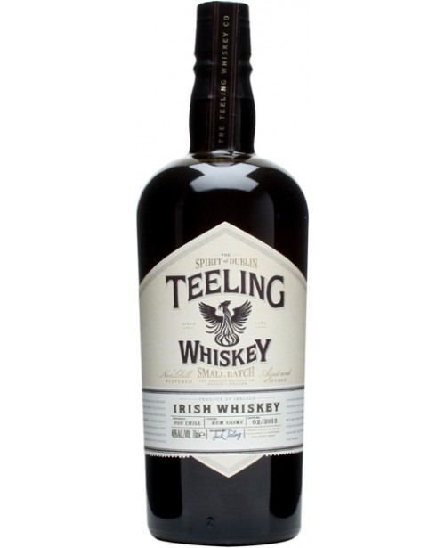 Teeling Small Batch 0.7L Top