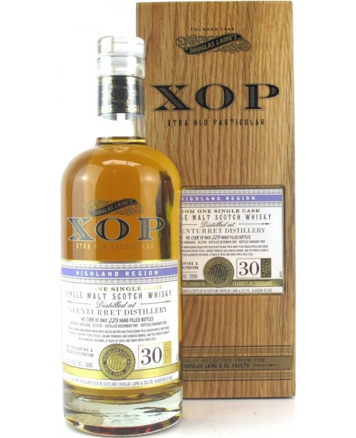 Glenturret 30 Ani 1987 Xtra Old Particular 0.7L Top