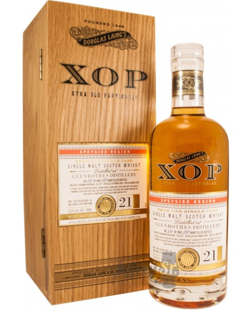 Glenrothes 21 Ani 1996 Xtra Old Particular 0.7L Top