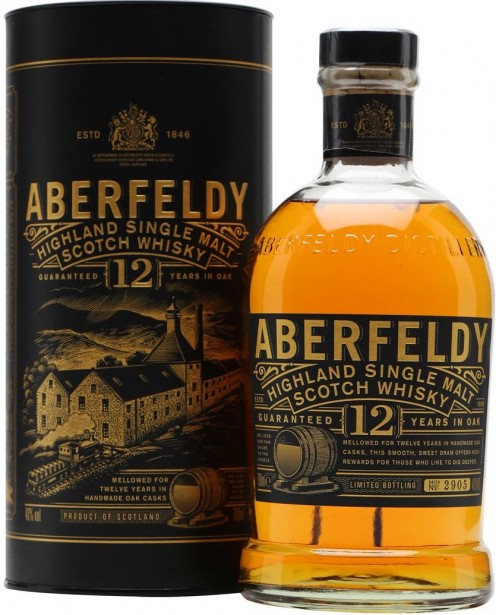 Aberfeldy 12 Ani 0.7L Top