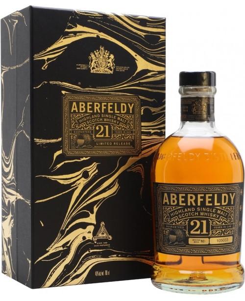Aberfeldy 21 Ani 0.7L Top