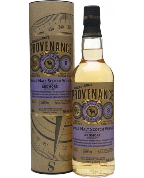 Ardmore 8 Ani 2009 Provenance 0.7L Top