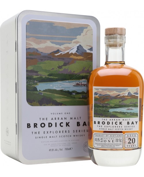 Arran Brodick Bay 20 Ani 0.7L Top