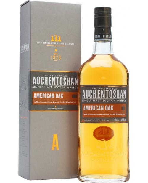 Auchentoshan American Oak 0.7L Top