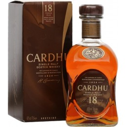 Cardhu 18 Ani 0.7L