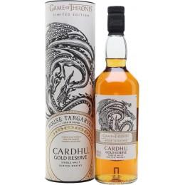 Cardhu Gold Reserve Game of Thrones House Targaryen 0.7L