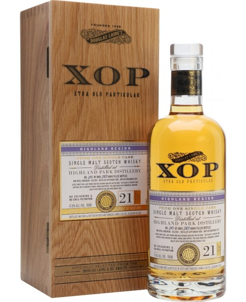 Highland Park 21 Ani 1994 Xtra Old Particular 0.7L