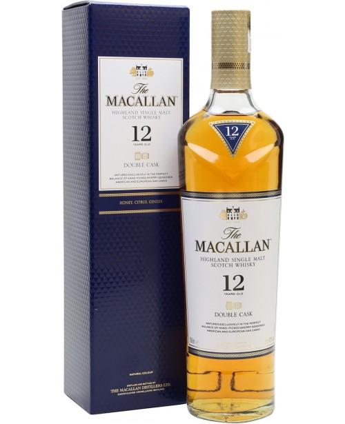 Macallan 12 Ani Double Cask 0.7L Top