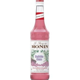Monin Bubble Gum Sirop 0.7L