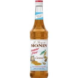Monin Caramel Sugar Free Sirop 0.7L