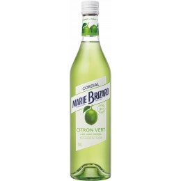 Marie Brizard Lime Juice Concentrat 0.7L