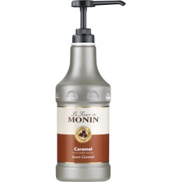 Monin Caramel Topping 1.89L