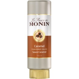 Monin Caramel Topping 0.5L