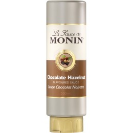 Monin Chocolate Hazelnut Topping 0.5L